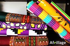 African Print Material stock