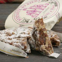 Traditional Italian dessert Panforte di Siena. ($14)