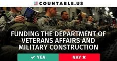 Funding the VA and Military Construction Projects: Is $76.6 Billion Enough? #Defense #Families #FederalAgencies #Military #HousingandCommunityDevelopment #TransportationandPublic #Works #Veterans #Affairs #War #politics #countable