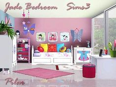 Jade Bedroom by Pilar