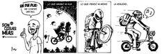 Son Cosas Mías Comic #12 - Bicicleta