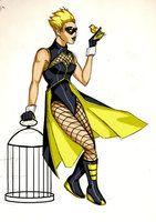 Black Canary by DannyIndeed on deviantART Comic Book Characters, Comic Books, Disney Characters, Fictional Characters, Dinah Laurel Lance, Superhero Villains, Team Arrow, Black Canary, Princess Zelda