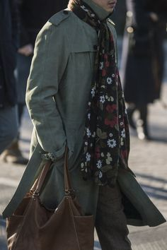 f501fe8cd The Best Street Style from Day 2 of Pitti Uomo