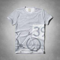 Photoreal Bike Graphic Tee