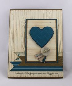 Masculine Valentine CASE by CraftHavenRetreats - Cards and Paper Crafts at Splitcoaststampers
