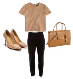 """Women in Buisness"" by brianna-zarrinfar on Polyvore featuring J.Crew"