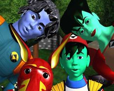 ReBoot, one of the greatest shows of the early 90s. Did it really only end in 2001?!