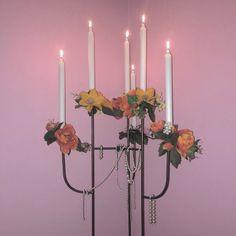 aesthetic, girly, kinderwhore, pink interiors