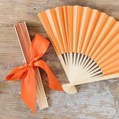 Custom logo blank folding hand fans for your any theme wedding,bridal shower favors, giveaways wholesales. Wedding Favours, Wedding Themes, Hand Fans For Wedding, Wedding Doors, Hand Held Fan, Orange Paper, Paper Fans, Bridal Shower Party, Orange
