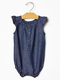 Baby Clothing: Baby Girl Clothing: One-Pieces | Gap