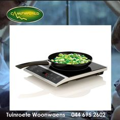 This product will definitely impress you, at Tuinroete Wonnwaens we stock a range of portable induction stoves! These are perfect for camping trips to make a quick breakfast before you head out for a hike. #lifestyle #camping #outdoorliving