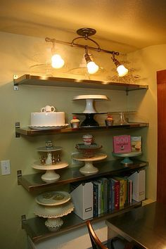 Ekby Mossby Shelves