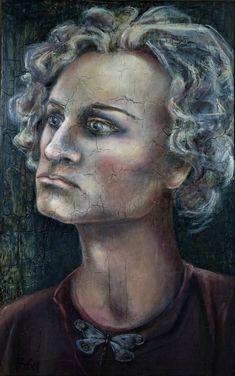 Original Paintings, Original Art, Angels And Demons, Saint George, Portrait, Listening To Music, Art Oil, Buy Art, Saatchi Art