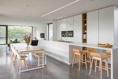 Kitchen Interior, Home Interior Design, Interior Architecture, Ikea Frames, Dream House Exterior, Sweet Home, New Homes, House Design, Dining