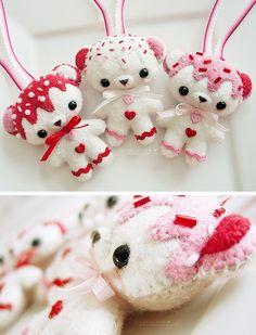 Valentine's Day Cookie Bear Door Hangers | Flickr - Photo Sharing!
