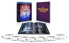 Tim Burton Blu-ray Collection Pre-order for May 1 2012! Pee Wee's Big Adventure, Beetlejuice, Batman, Batman Returns, Mars Attacks!, Corpse Bride, & Charlie and the Chocolate Factory  http://www.amazon.com/gp/product/B007GE98WO/ref=as_li_ss_tl?ie=UTF8&tag=winterrowd-20&linkCode=as2&camp=1789&creative=390957&creativeASIN=B007GE98WO