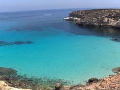 Lampedusa.....Isola dei conigli