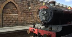 See pics and get facts about the Hogwarts Express ride in Islands of Adventure in Universal Orlando.