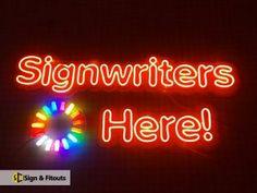 Shop Signage, Led Neon Signs, Shop Fronts, Shop Windows