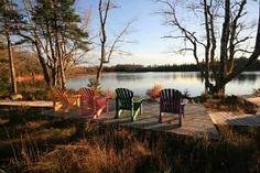 Trout Point Lodge of Nova Scotia Hotel - Yarmouth area - Canada