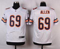 36ed73faec0 65 Best chicago Bears jersey images | Chicago bears, Nike elites ...