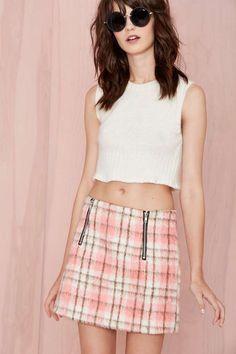 Franchesca Skirt