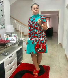 Super Stylish And Juicy Ankara Gowns Trending Now Short African Dresses, Latest African Fashion Dresses, African Print Dresses, African Print Fashion, Africa Fashion, African Fashion Designers, Ankara Gowns, African Traditional Dresses, African Attire