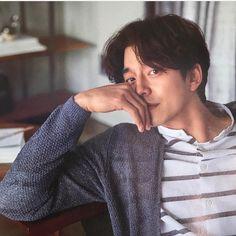 Asian Actors, Korean Actors, Korean Dramas, Goblin Gong Yoo, Korean Military, Yoo Gong, Goong, K Wallpaper, Korean Star