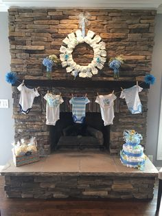 Bonita Idea Para Decorar Tu Fiesta Baby Shower #babyshower #decoracion
