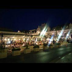 Monte Carlo night life