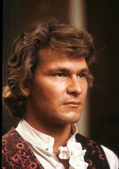 Patrick Swayze in North & South