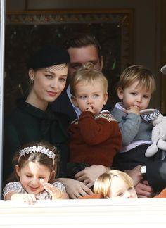Charlotte Casiraghi, Beatrice Borromeo, Caroline Von Monaco, Petite Blonde, Monaco Royal Family, Princess Stephanie, Grace Kelly, Royal Fashion, Beautiful Children