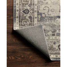Joss & Main Oriental Gray Area Rug & Reviews | Wayfair Colour Pallette, Palette, Oriental Pattern, Home Rugs, Grey Rugs, Joss And Main, Power Loom, Colorful Rugs, Rug Size