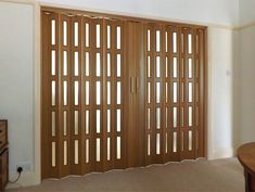 Concertina Bathroom Doors Uk shaker 4 light oak interior bifold door https://www