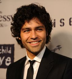 I'm obsessed with this man. I just can't help it. Adrien Grenier.  (I didn't write the preceding!  I'm not obsessed; I just think that he's adorable, so like to look at him!)