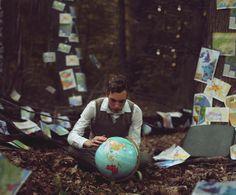 Somewhere Else by Kyle Thompson, via Flickr