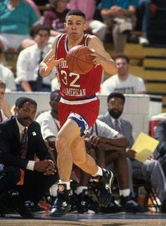 Jason Kidd at McDonald's All American