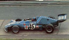 Patrick Depailler - Elf 2 (Alpine A367) Ford BDA - Elf Coombs Racing - XXXVI ADAC-Eifelrennen - 1973 European F2 Championship, Round 4