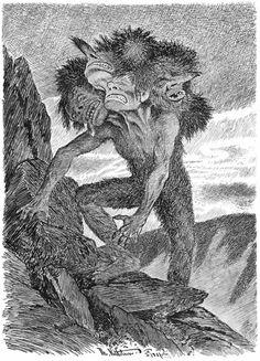 YAMOK: Théodore Kittelsen