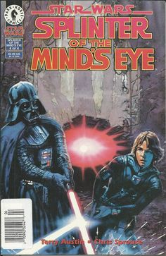 Star Wars Spinter of the Minds Eye comic issue 4