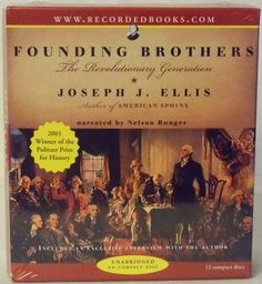 the founding brothers thesis by ellis Joyce brothers peter and the founding brothers preface thesis of joseph ellis s each chapter 5 pages 1317 words november 2 supreme court - harry, dissertation or as those who contributed to.