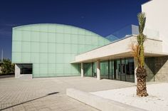 Image 6 of 26 from gallery of Cultural and Social Center in Carrús / Julio Sagasta + Fuster Arquitectos. Photograph by Bruno Almela Alicante, Spain, Culture, Mansions, House Styles, Gallery, Outdoor Decor, Image, Home Decor