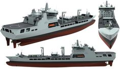 U.S. Navy Future Warships | RFA tankers – critical to the future flexibility of the Royal Navy ...