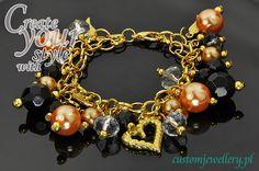 #Koraliki #pearl na customjewellery.pl przykładowa bransoletka.