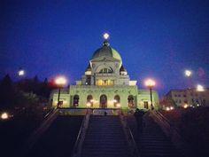 Saint Joseph's Oratory-🌃 #mtl #mtlmoments #canada #saintjosephsoratory #saintjoseph #basilica #mountroyal #travel