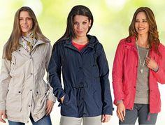 Übergangsjacken sind ideal für den Herbst – sie geben schön warm und sind dazu noch super trendig!  Beim Lehner Versand gibt es für Damen eine riesige grosse Auswahl an Freizeitjacken.  Bestelle hier deine neue Jacke: http://www.onlinemode.ch/stylische-jacken-fuer-nur-39-95-franken/