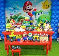 250 Ideas De Fiesta Mario Bros Fiesta Mario Mario Bros Mario