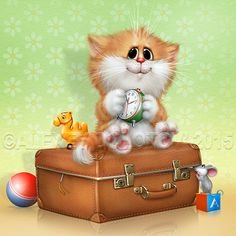 56 new ideas for funny animals pics mice Cute Funny Animals, Funny Animal Pictures, Funny Cats, Cute Pictures, Funny Christmas Photos, Kitten Cartoon, Cat Cupcakes, Cat Cards, Cute Animal Drawings