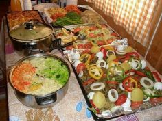 Somali wedding Food