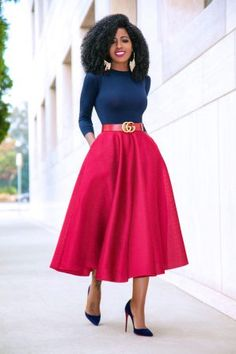 New dress pink outfit casual classy ideas Church Attire, Church Outfits, Classy Outfits, Casual Outfits, Cute Outfits, Office Outfits, Modest Fashion, Fashion Dresses, Midi Dresses